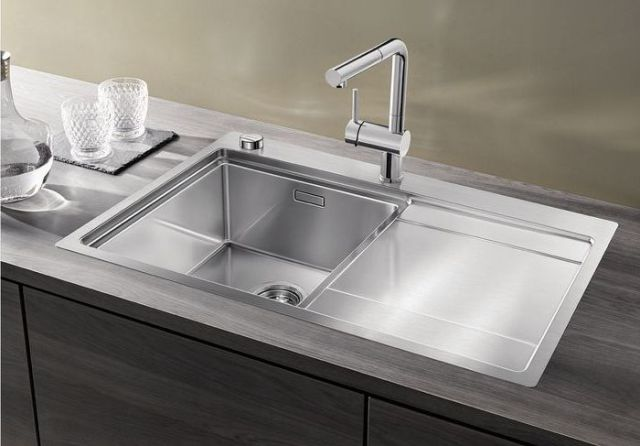 kuchynsk drezy blanco divon ii 45 s if av s tiahlom digestory a pr slu enstvo do kuchyne. Black Bedroom Furniture Sets. Home Design Ideas